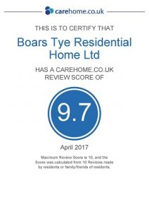 2017-04-20_review_score_certificate_Boars-Tye-Residential-Home-Ltdsmall