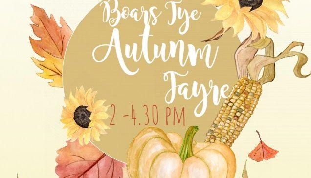Autumn Fayre 2017